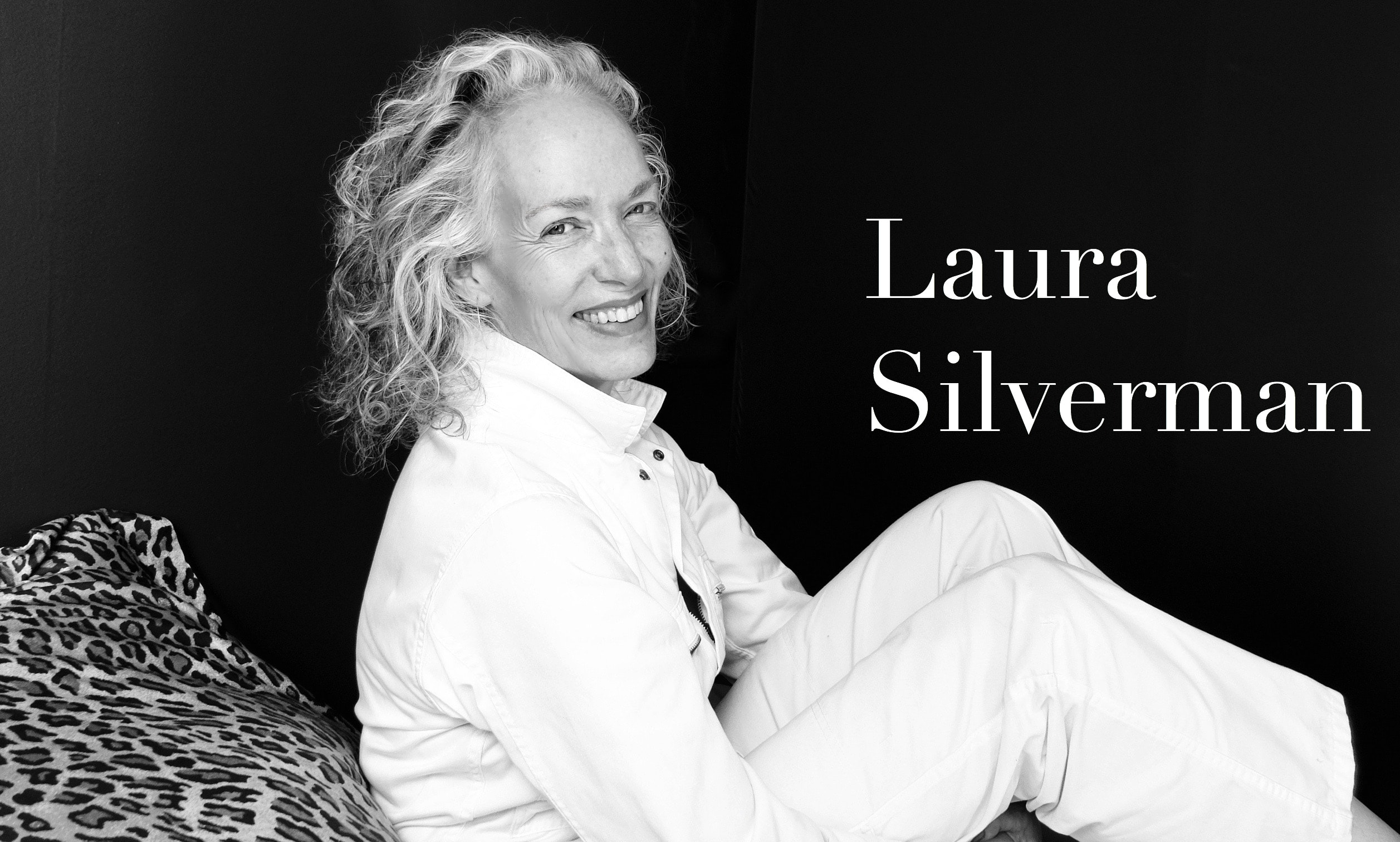 """Photographed in New York City by """"The Silver Women""""."""
