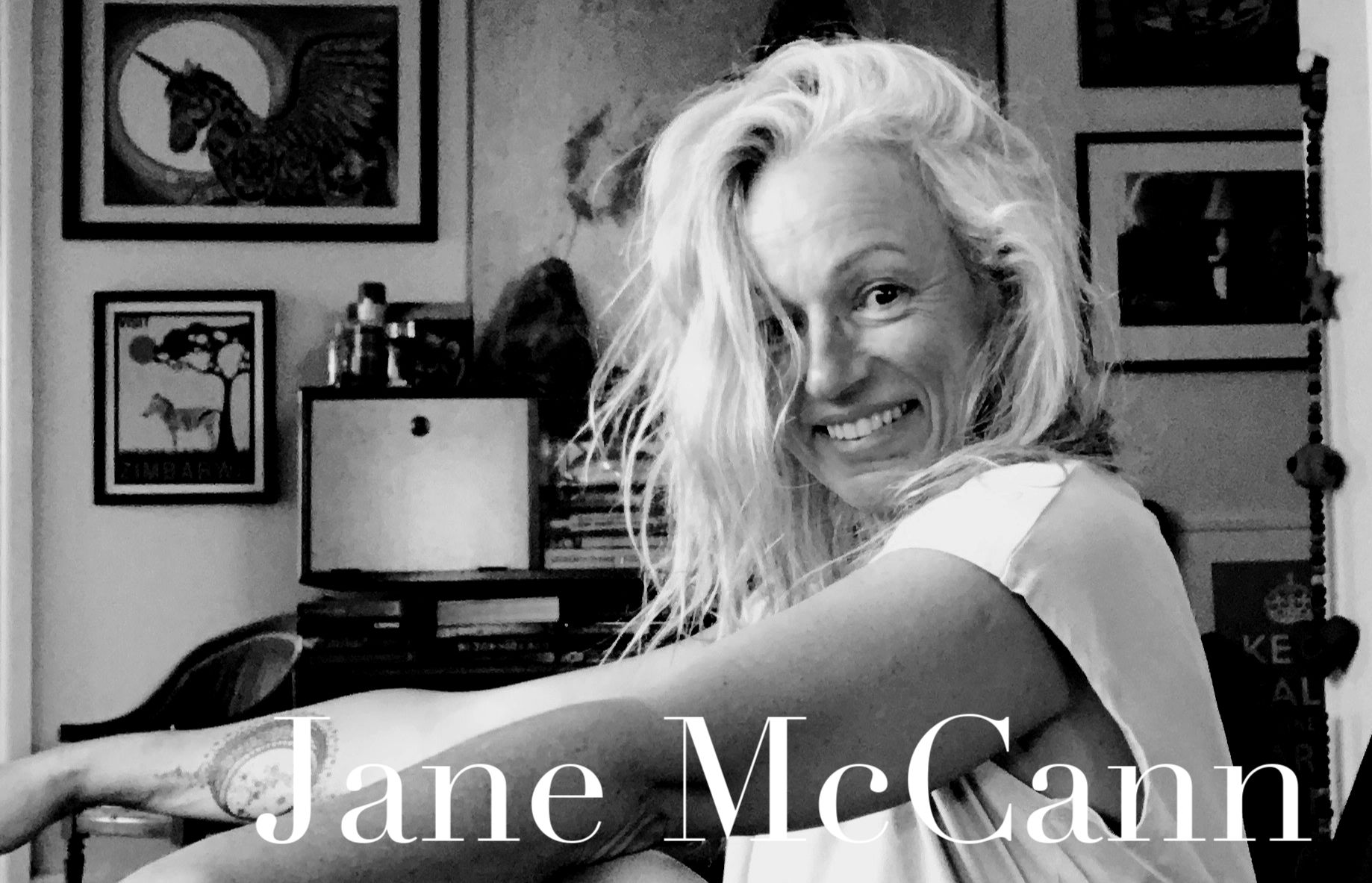 Jane McCann- Interview The Silver Women