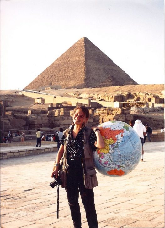 Me in Egypt,1989.