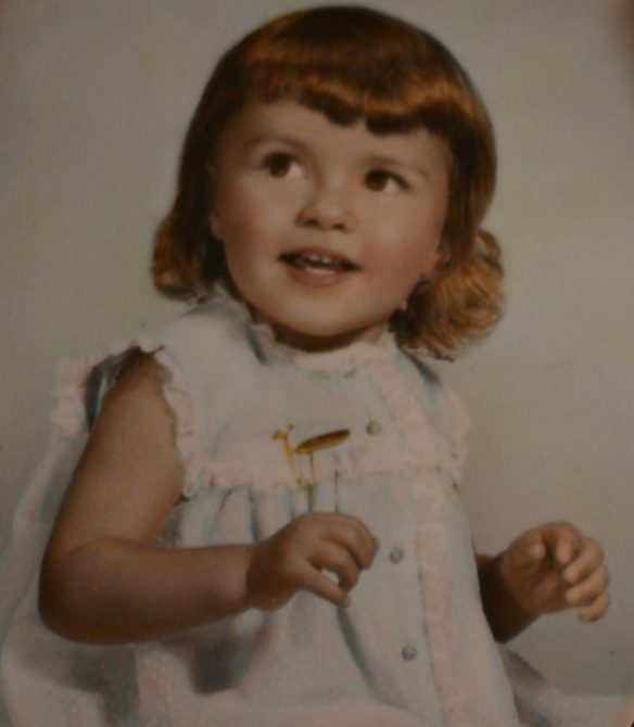 Patrice Newell- Baby Pic
